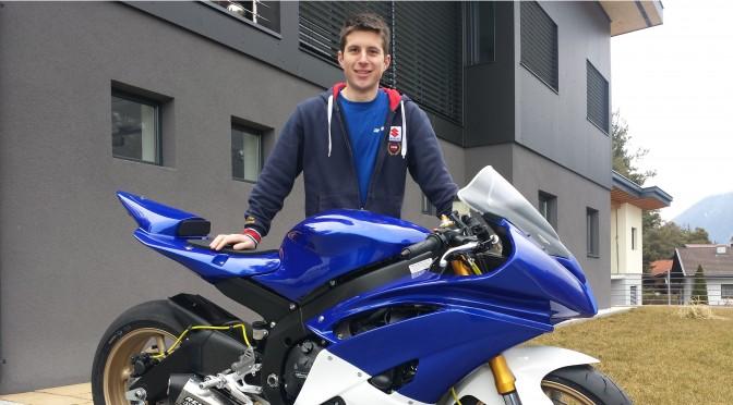 Motorrad Aufbau