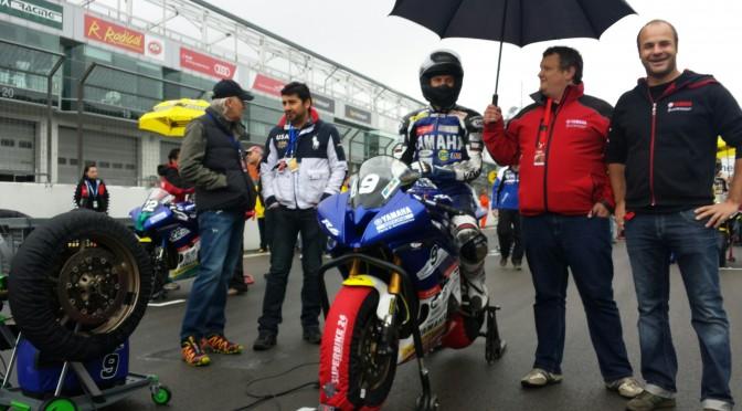 4. Lauf Yamaha R6 Dunlop Cup Nürburgring
