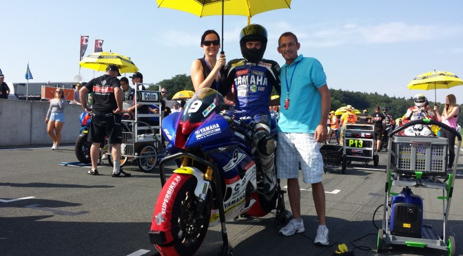 5. Lauf Yamaha R6 Dunlop Cup Schleiz