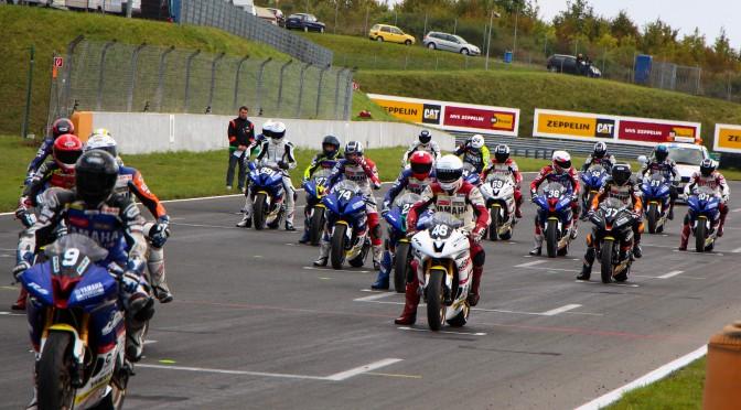 7. Lauf Yamaha R6 Dunlop Cup Oschersleben