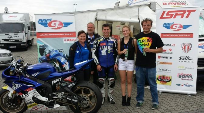 6. Lauf Yamaha R6 Dunlop Cup Assen