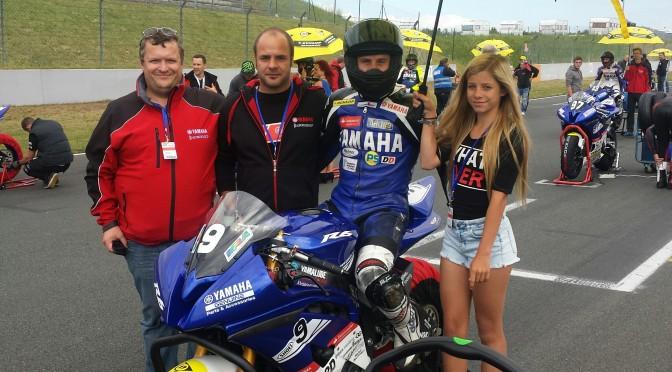 3. Lauf Yamaha R6 Dunlop Cup Oschersleben